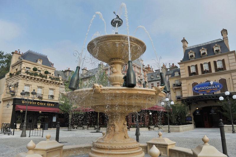 Connaissez vous bien Disneyland Paris? - Page 11 Ratato10