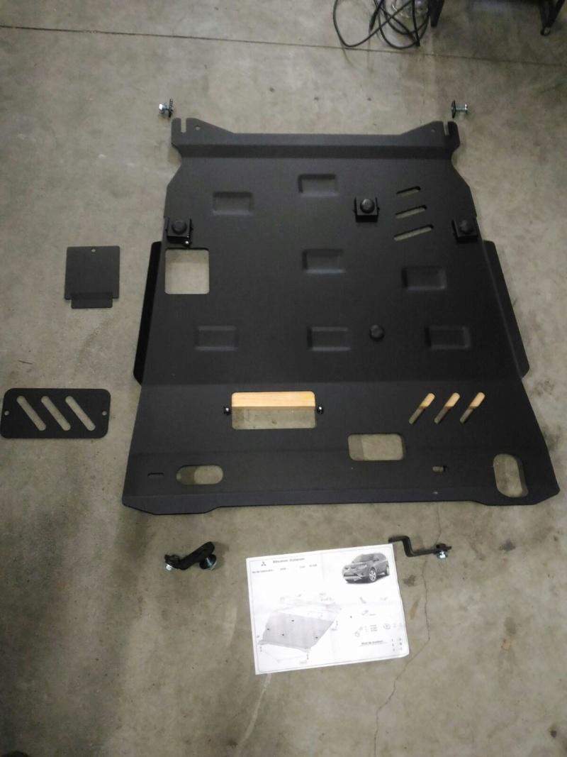 Piastra paramotore / Skid Plate - Pagina 2 Img-2042