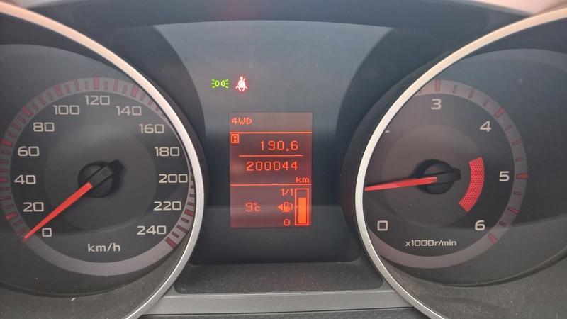 tagliando - 2.2 tagliando 200.000 km Wp_20113