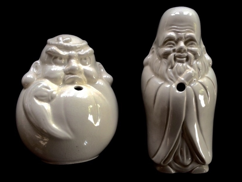 tiki mugs, Hawaiian style, including tiki farm and Studio Ceramics Beniha10