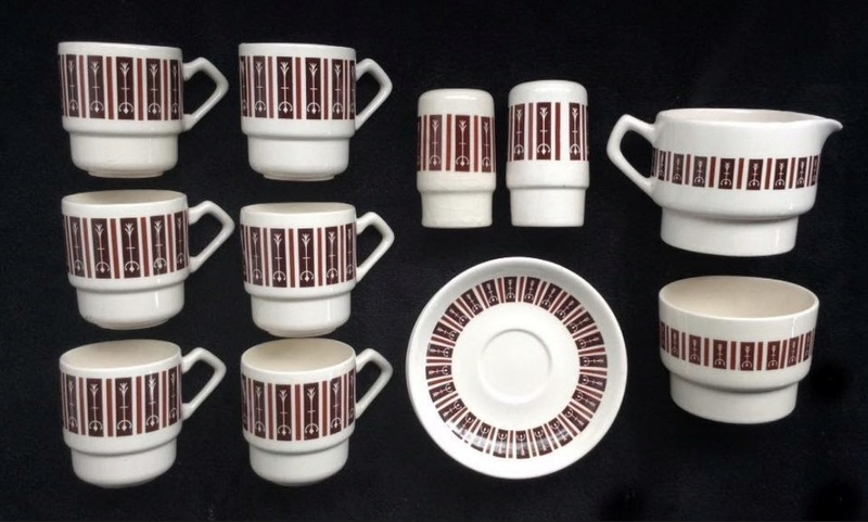titian coffee set Titian10