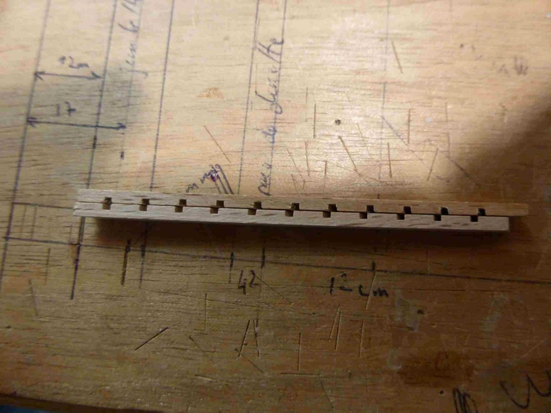 Construction du Santa Maria au 1/65 d'AMATI - Page 6 P1020116