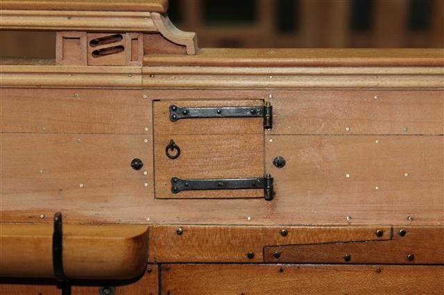 La Belle 1684 scala 1/24  piani ANCRE cantiere di grisuzone  - Pagina 6 Img_6310