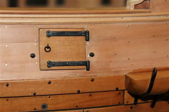 La Belle 1684 scala 1/24  piani ANCRE cantiere di grisuzone  - Pagina 6 Img_6311