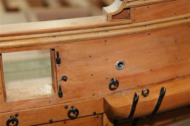 La Belle 1684 scala 1/24  piani ANCRE cantiere di grisuzone  - Pagina 6 Img_6513