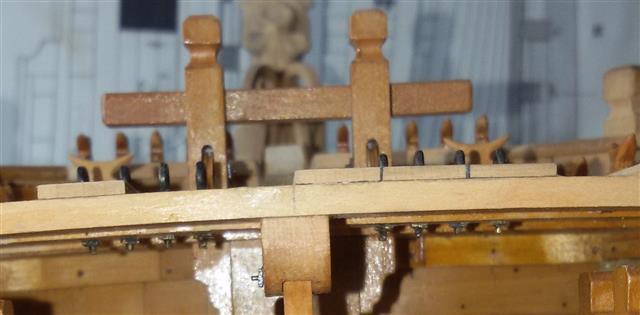 La Belle 1684 scala 1/24  piani ANCRE cantiere di grisuzone  - Pagina 6 Rim20110