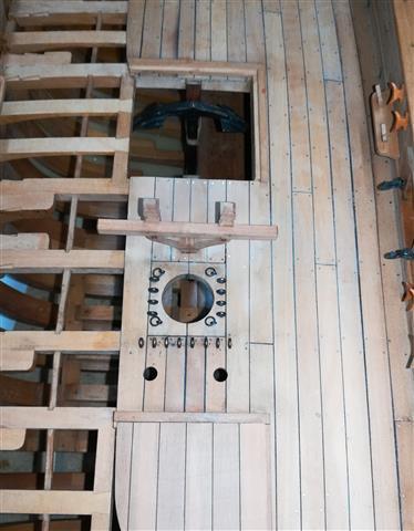 La Belle 1684 scala 1/24  piani ANCRE cantiere di grisuzone  - Pagina 6 Rimg_211