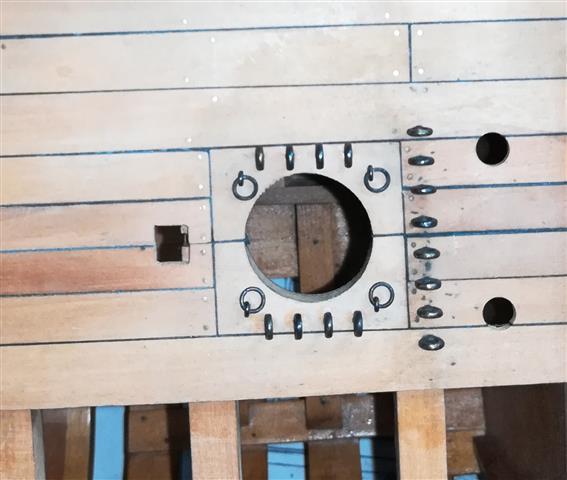 La Belle 1684 scala 1/24  piani ANCRE cantiere di grisuzone  - Pagina 6 Rimg_212