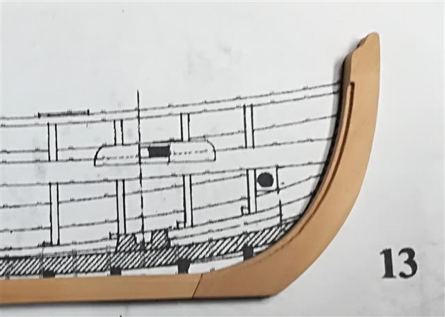 La Belle 1684 scala 1/24  piani ANCRE cantiere di grisuzone  - Pagina 7 Rimg_232