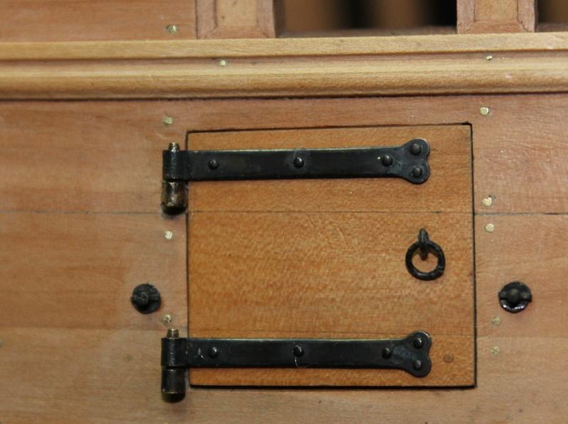 La Belle 1684 scala 1/24  piani ANCRE cantiere di grisuzone  - Pagina 6 Rimg_611