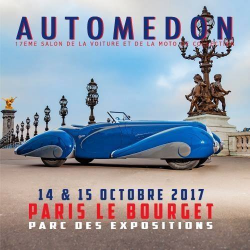 [Automédon 2017] Le Club Mercedes-Benz de France s'expose ! 20953310
