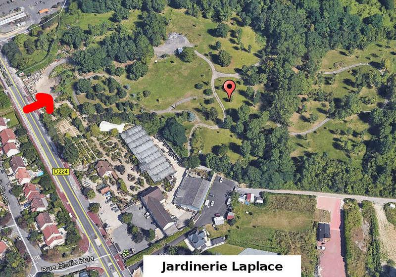 21ème Expomobile à Chelles le 1er mai 2019 Jardin10