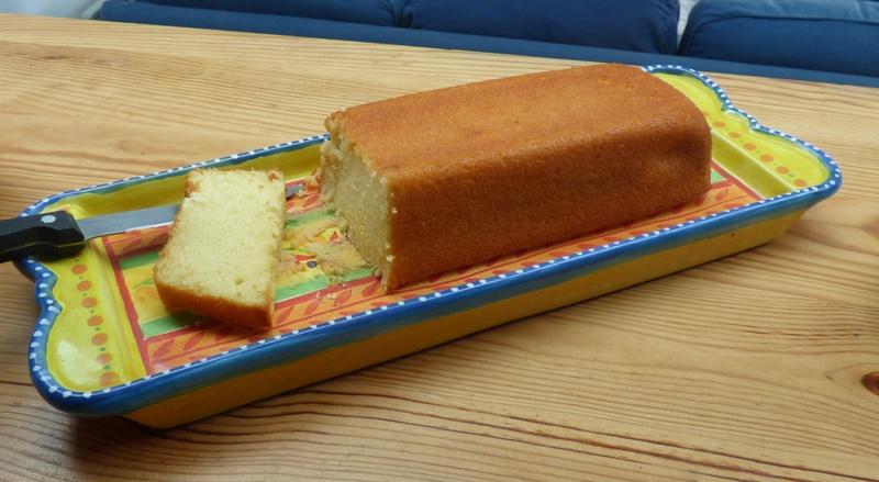 Recette du cake au citron fondant Cake11