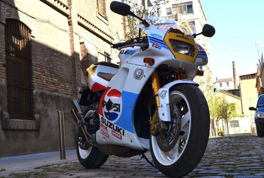 Suzuki 500 RG - Page 7 Suzuki10