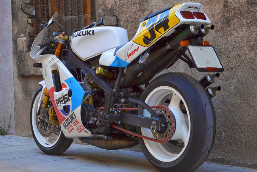 Suzuki 500 RG - Page 7 Suzuki11