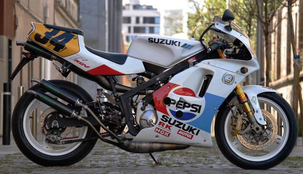 Suzuki 500 RG - Page 6 Suzuki13