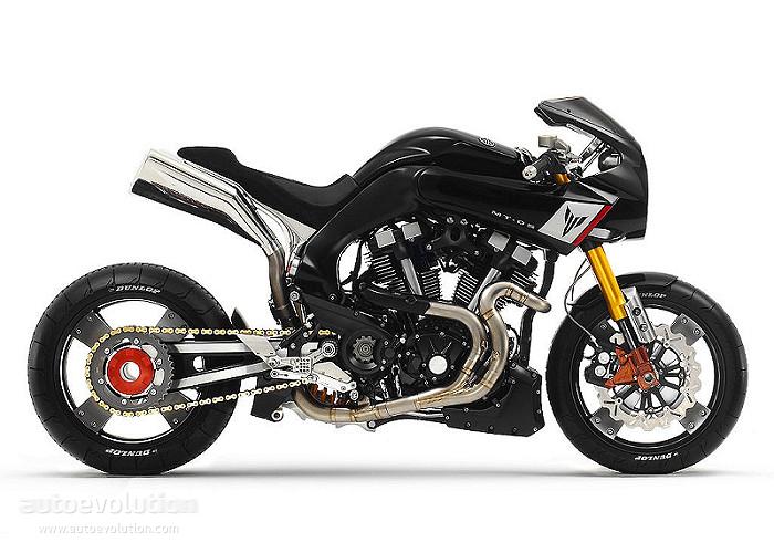 Honda CB4 Interceptor  Yamaha12