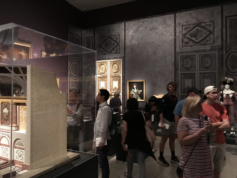 """Exposition """"Visiteurs de Versailles"""" 2017-2018 - Page 7 0030fc10"""