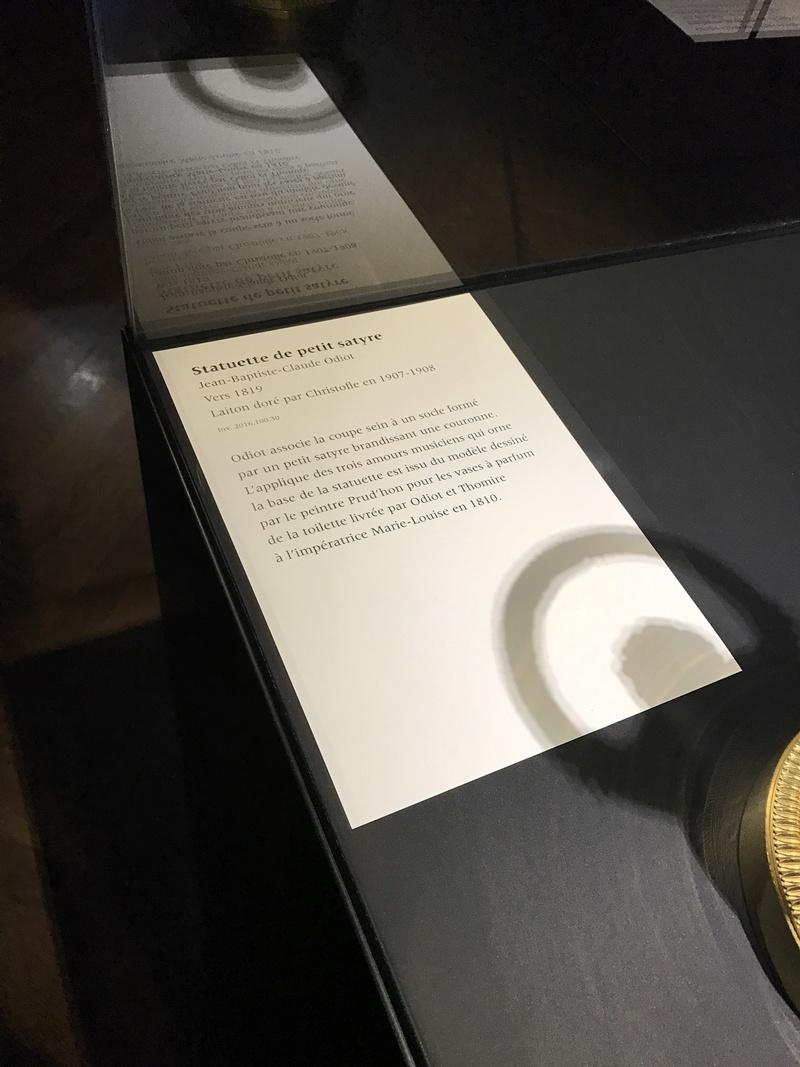 MAD expo : Dessiner l'or et l'argent, Odiot orfèvre 30ca4110