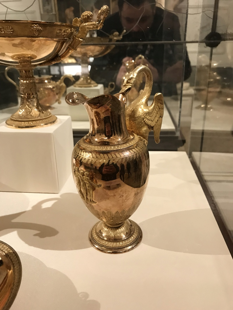 MAD expo : Dessiner l'or et l'argent, Odiot orfèvre 36512410