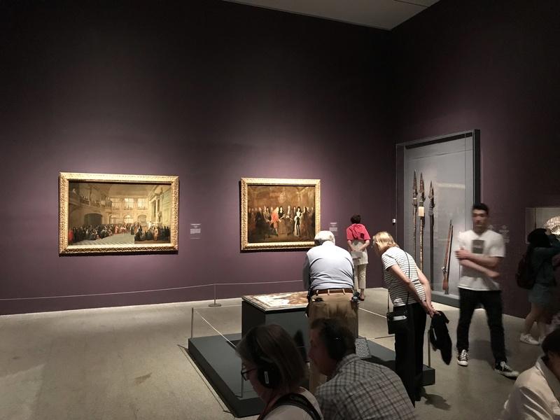 """Exposition """"Visiteurs de Versailles"""" 2017-2018 - Page 7 39b6c810"""