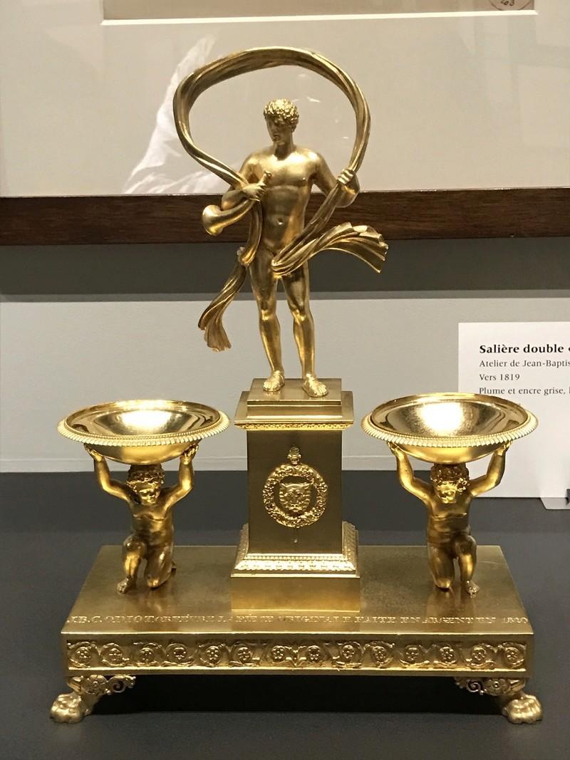 MAD expo : Dessiner l'or et l'argent, Odiot orfèvre 546f3510