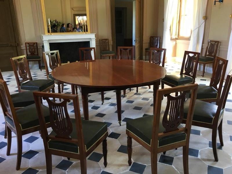 maison - Hameau du Petit Trianon : Restauration de la maison de la Reine  - Page 14 Dd6cc910