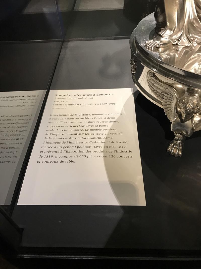 MAD expo : Dessiner l'or et l'argent, Odiot orfèvre F9a18f10