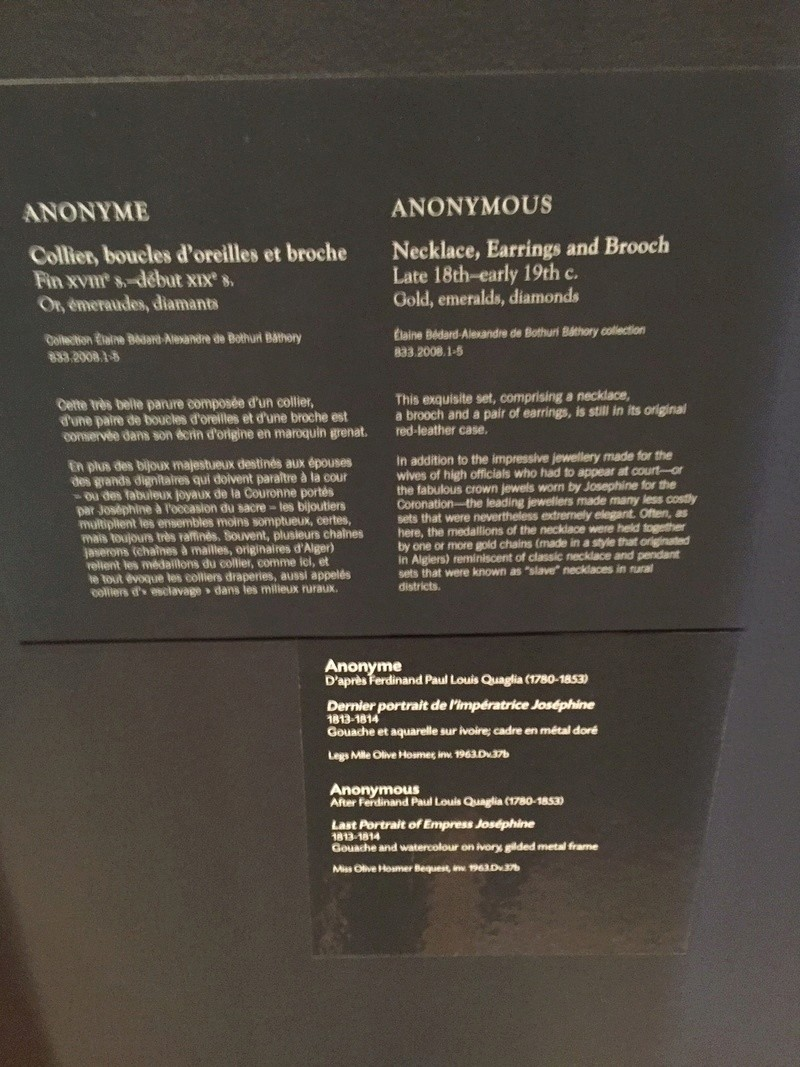 MBA Montréal : les collections napoléoniennes et Ben Weider Img_1025