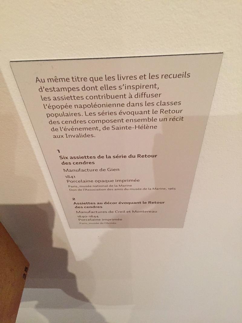 """Napoléon à Sainte Hélène"", Invalides, 06/04-24/07/16 Img_2111"