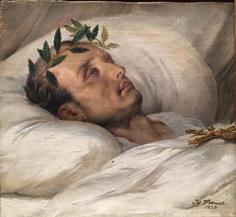 """Napoléon à Sainte Hélène"", Invalides, 06/04-24/07/16 Img_2120"