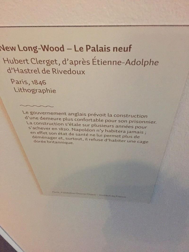 """Napoléon à Sainte Hélène"", Invalides, 06/04-24/07/16 Img_2525"