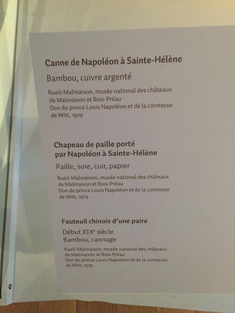 """Napoléon à Sainte Hélène"", Invalides, 06/04-24/07/16 Img_2627"