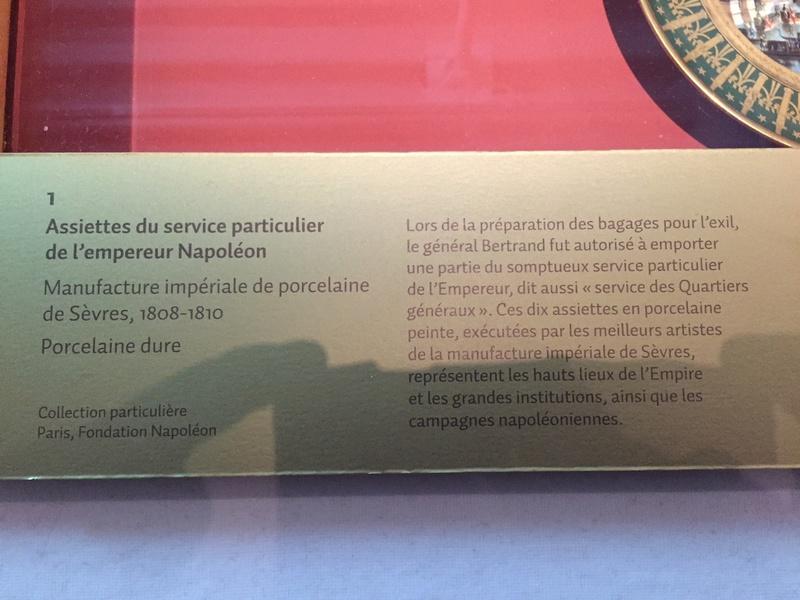 """Napoléon à Sainte Hélène"", Invalides, 06/04-24/07/16 Img_2643"