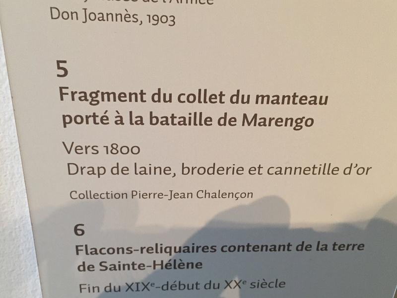 """Napoléon à Sainte Hélène"", Invalides, 06/04-24/07/16 Img_2718"