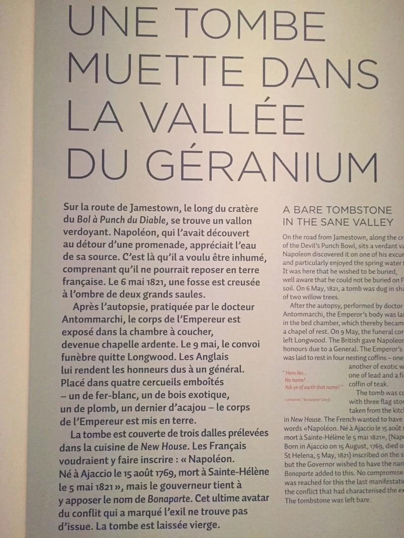 """Napoléon à Sainte Hélène"", Invalides, 06/04-24/07/16 Img_2722"