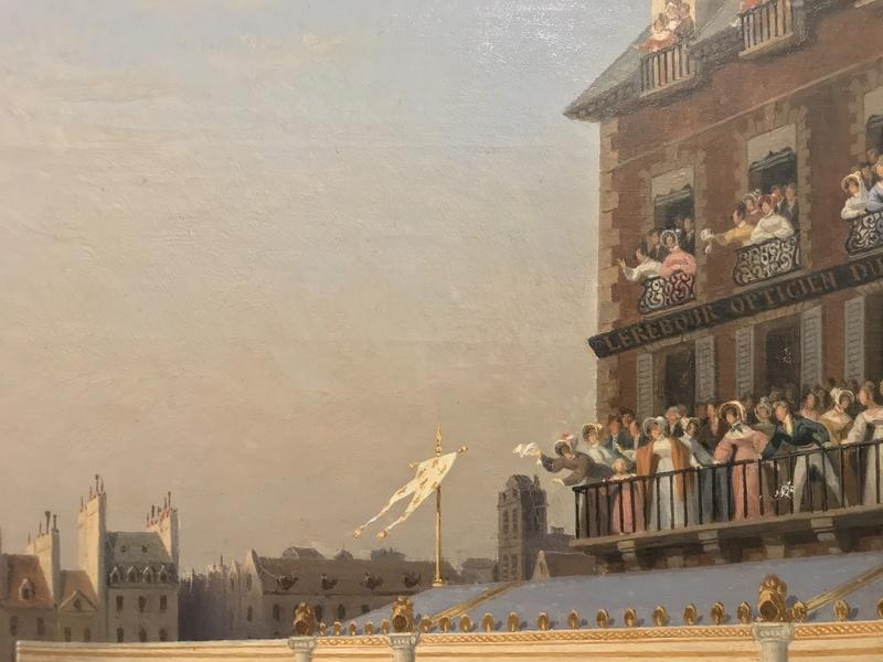 Théâtre du pouvoir. Exposition de la Petite Galerie. Louvre Img_4110