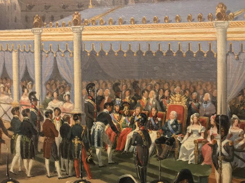 Théâtre du pouvoir. Exposition de la Petite Galerie. Louvre Img_4112