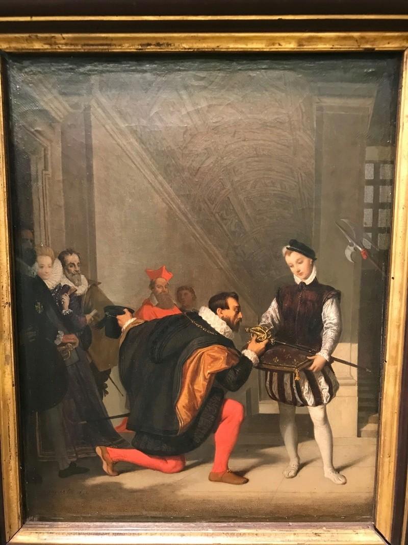 Théâtre du pouvoir. Exposition de la Petite Galerie. Louvre - Page 2 Img_4130