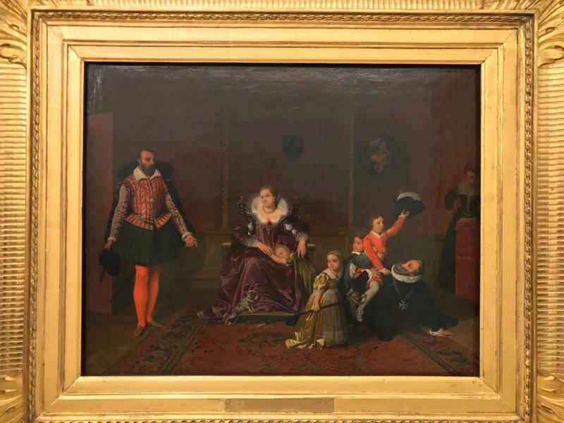 Théâtre du pouvoir. Exposition de la Petite Galerie. Louvre - Page 2 Img_4135