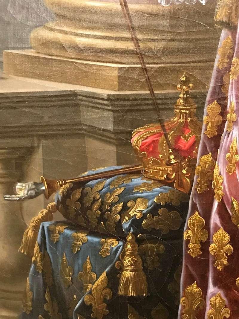 Théâtre du pouvoir. Exposition de la Petite Galerie. Louvre Img_4223