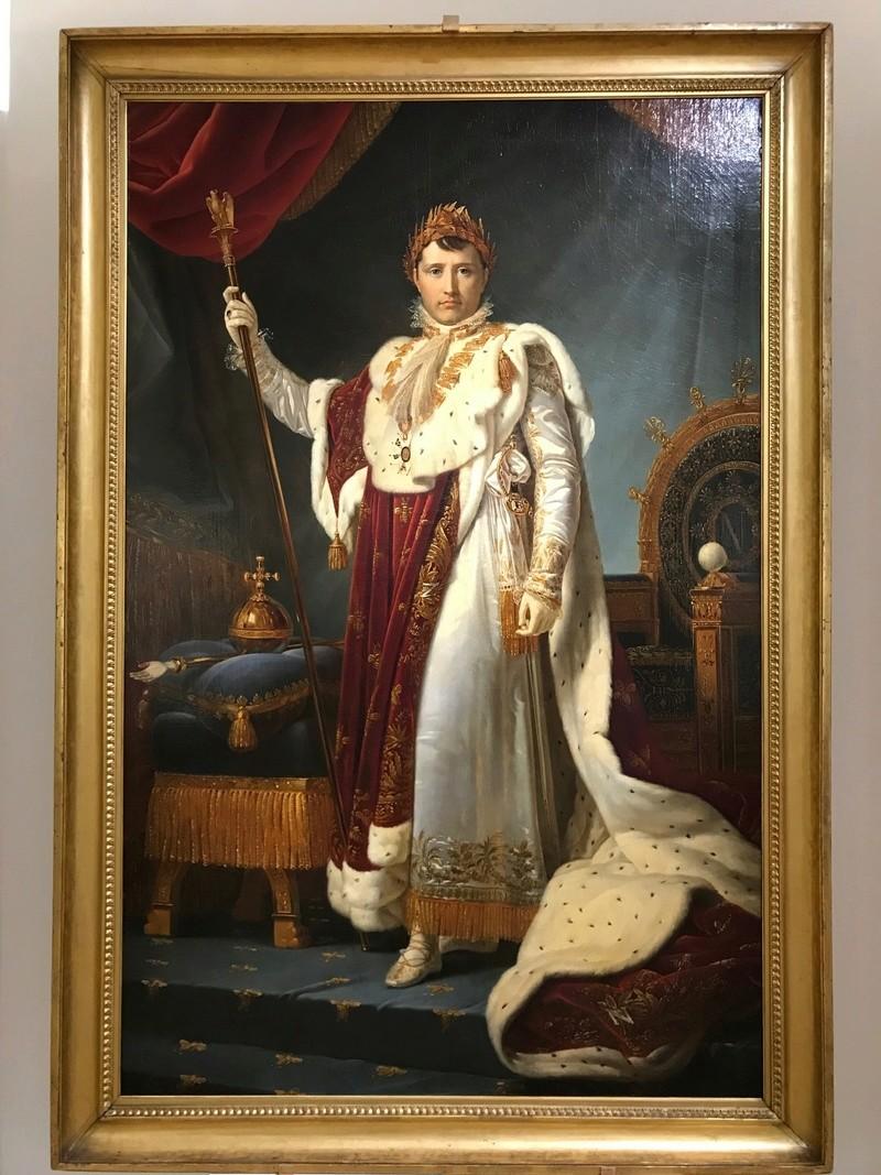Théâtre du pouvoir. Exposition de la Petite Galerie. Louvre Img_4225