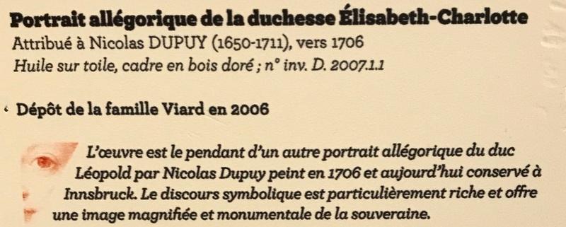 Lunéville : 10 ans d'acquisitions révélées Img_6125