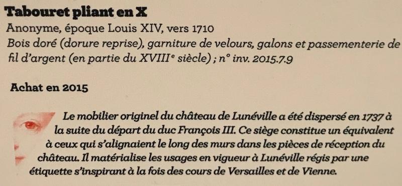 Lunéville : 10 ans d'acquisitions révélées Img_6130