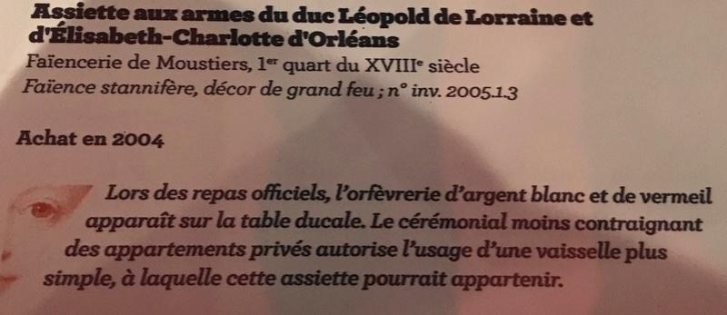 Lunéville : 10 ans d'acquisitions révélées Img_6214