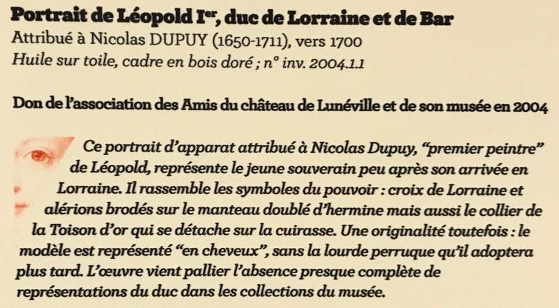 Lunéville : 10 ans d'acquisitions révélées Img_6220