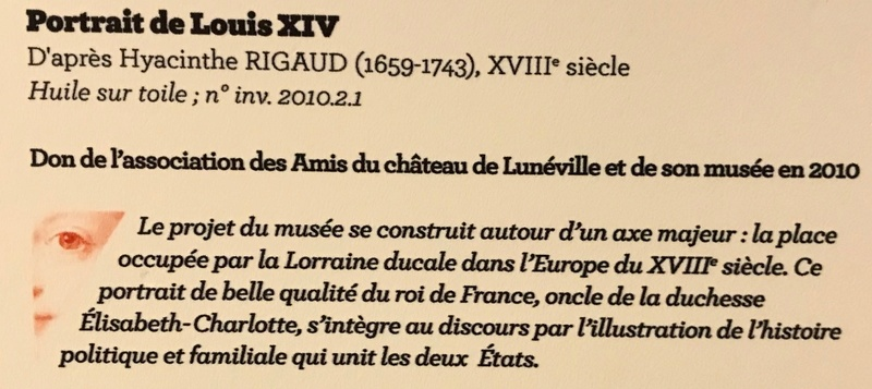 Lunéville : 10 ans d'acquisitions révélées Img_6222