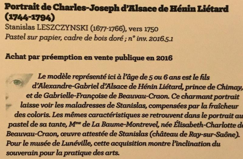 Lunéville : 10 ans d'acquisitions révélées Img_6242