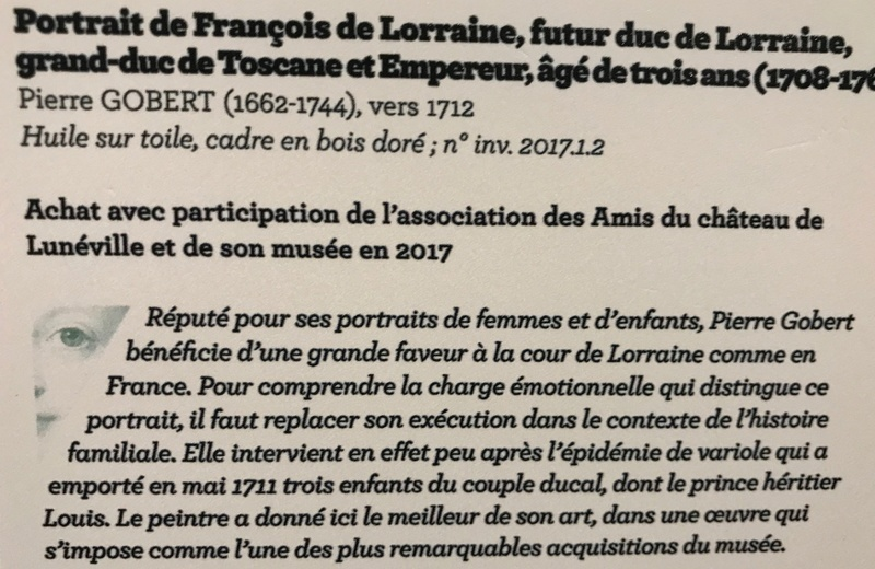 Lunéville : 10 ans d'acquisitions révélées Img_6316