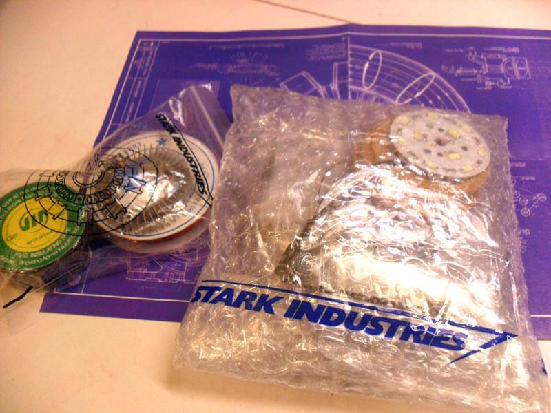 Arc Reactor I von Stark Industries 01a10